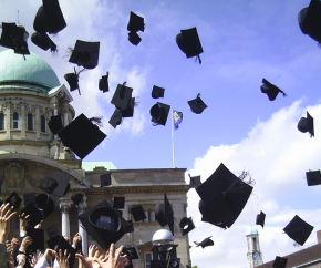 Suggested Reading  » 'Know That You Will Screw Up': Real Talk for New Graduates