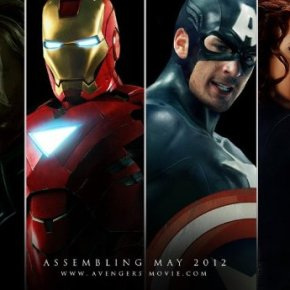Tongue Kissing Today! The Avengers