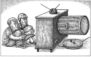 Troubling Television: The Ugly Stepchild of Entertainment